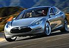 Tesla má s Modelem S velké plány v Německu
