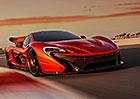 """McLaren P13: """"baby P1"""" už za rok"""