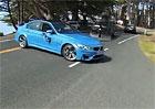BMW M3 (F80): Podoba prozrazena p�i nat��en� spotu