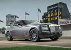 Rolls-Royce Phantom Bespoke Chicane Coupe: Na počest okruhu Goodwood
