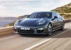 Porsche Panamera Turbo S 2014: Facelift i pro nejsilnější model