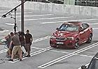 BMW X6 2015 zachyceno při natáčení spotu