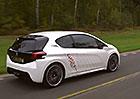 Peugeot 208 Hybrid FE: Lehounká 208 se dvěma motory podrobněji