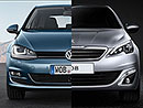 Peugeot 308 vs. Volkswagen Golf