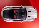 Jaguar láká na premiéru F-Type Coupé jeho první fotkou