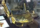 Video: Zmenšený Aventador ze zlata stojí 6,7 milionu Kč
