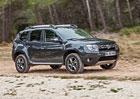 Dacia pracuje na novém Dusteru, přijede v roce 2017