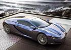 Maserati Bora: Vize supersportu od nezávislého designéra