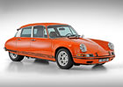 Kříženec Citroënu DS a Porsche 911 má být perfektním automobilem