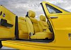 Všechno ve žluté? U Rolls-Royce to není problém