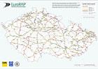 Silnice smrti v ČR ukazuje nová mapa