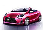 Toyota Aqua Air: Koncept hybridn�ho Yarisu bez st�echy