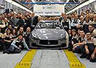 Maserati v továrně Grugliasco letos již vyrobilo 10.000 aut