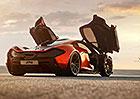 McLaren hlásí: P1 je vyprodáno!