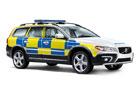 Volvo tvrdí: XC70 je nejlepší policejní auto