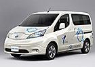 Nissan e-NV200: Sériová elektrická dodávka už v Tokiu