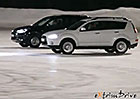 Video: Krasobruslen� se dv�ma SUV