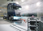 Scania má nové klimatické testovací zařízení (video)