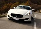 Maserati Quattroporte: Do nové generace se zamilovaly mladé Číňanky