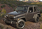 Jeep Wrangler Willys Wheele: Pocta legendě