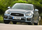 Infiniti Q50: Dvoulitrové turbo od Mercedesu má 155 kW