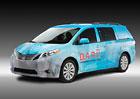 Toyota DAR-V m� uklid�ovat �idi�e p�ed j�zdou (video)