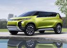 Mitsubishi Concept AR: Hravý kříženec pro šest
