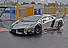 Lamborghini Veneno se proh�n� po Vallelunze (video)