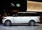 Range Rover Autobiography Black: Ještě luxusnější Range (+video)