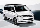 Volkswagen Caravelle Edition nabízí sportovnější styl
