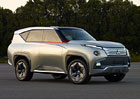 Budoucnost Mitsubishi je v SUV, MPV a crossoverech