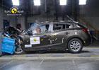 Euro NCAP 2013: Mazda 3 – Podruhé s plným počtem hvězd