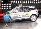 Euro NCAP 2013: BMW i3 – Čtyři hvězdy za tradiční chyby
