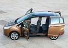 Ford v prosinci omezí výrobu B-Maxe