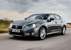 Lexus GS 300h: Hybrid za cenu benzinu, stojí od 1.195.000 Kč