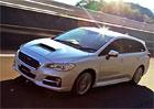 Video: Nové Subaru Levorg ze všech úhlů