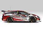 Honda nasadí v závodním šampionátu BTCC kombík Civic Tourer