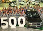 Dacia Duster: Bestseller slaví 500 tisíc vyrobených kusů