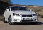 Lexus GS 300h: První jízdní dojmy