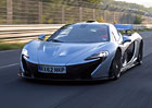 McLaren P1 také zajel na Nürburgringu pod 7 minut