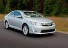 Toyota představí nové Camry v příštích dvou týdnech