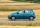 Nissan Micra zlevnil, opět stojí pod 200.000 Kč