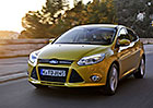 Ford Focus a C-Max: Ve �pan�lsku tak� na LPG