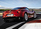 Alfa Romeo chystá soupeře pro BMW 4 a 6