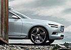 Volvo XC Coupé: Sportovně laděné skandinávské Evoque (+video)