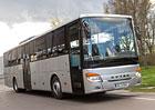 Setra MultiClass 400 UL business nejen jako linkový autobus