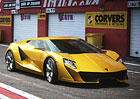Lamborghini: Nástupce Gallarda se bude jmenovat Huracan