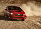 Video: Subaru WRX se prohání na šotolině