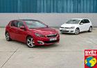 Peugeot 308 1.6 THP vs. Volkswagen Golf 1.4 TSI