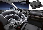 Lexus Hotspot: Vysokorychlostní připojení wi-fi na palubě vozu